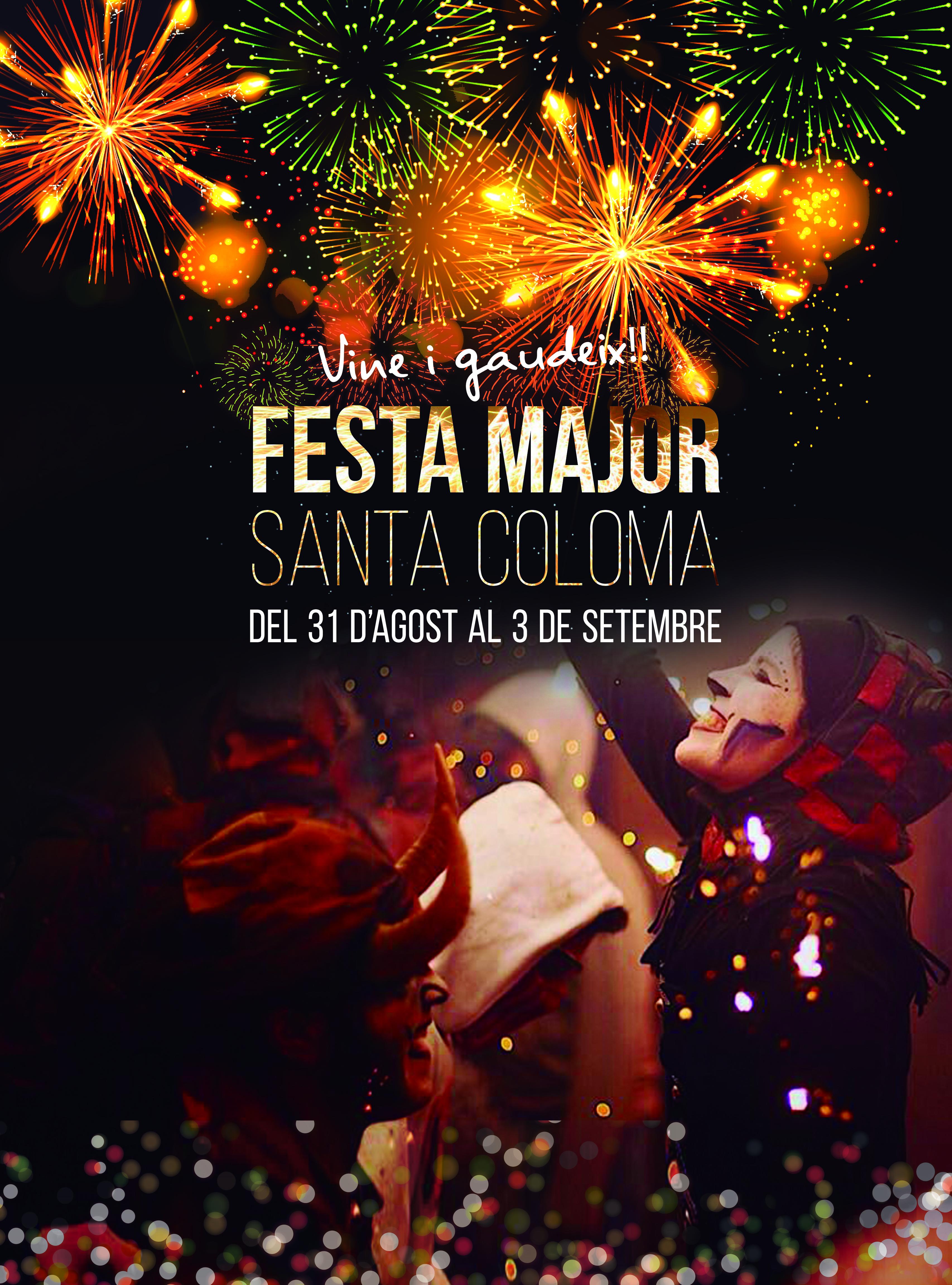 Festamajor Santa Coloma