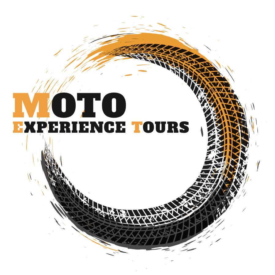 Logo Moto Experience Tours